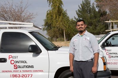 general pest control insect control Gilbert AZ